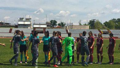 Κέρδισαν εμπειρίες κόντρα στον αήττητο ΠΑΟΚ τα κορίτσια της ποδοσφαιρικής ΑΕΛ