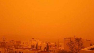 Καιρός αύριο: Θα πνιγούμε και πάλι από τη σκόνη – Που θα βρέχει