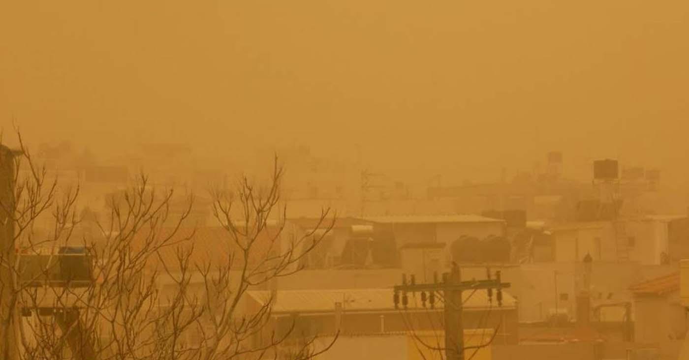 Καλλιάνος: Θα πνιγούμε στη σκόνη τη Μεγάλη Εβδομάδα -Αναλυτικά ο καιρός