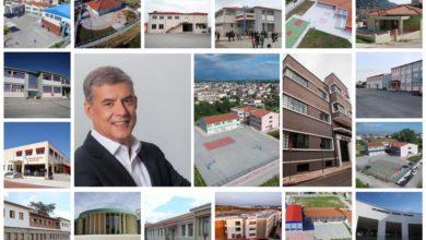 116 διαγενεακά έργα για την εκπαίδευση στη Θεσσαλία - Αγοραστός: Είναι έργα που αφήνουν πίσω τους μέλλον