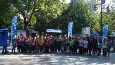 Λαρισαίοι μαθητές συμμετείχαν σε δράση ενημέρωσης για την ανακύκλωση