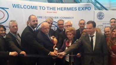 Θεσσαλική συμμετοχή στην διεθνή έκθεση Hermes Expo 2019