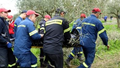 Τρεις νεκροί πεζοπόροι στο φαράγγι του Αγίου Λουκά
