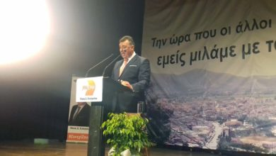 """""""Αποκαλυπτήρια"""" για την παράταξη Ευαγγέλου - Παρουσίασε τους 200 υποψηφίους του συνδυασμού του για την Ελασσόνα (ονόματα)"""