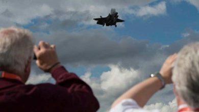 Θρίλερ με τη συντριβή αμερικανικού F-35 στη θάλασσα της Ιαπωνίας