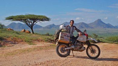 Τον ταξιδευτή και φωτογράφο Ηλία Βροχίδη φιλοξενεί η Φωτογραφική Λέσχη Λάρισας