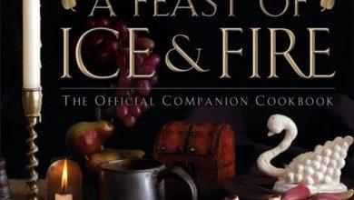 Βιβλίο μαγειρικής με συνταγές από... Game of Thrones