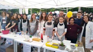 Το 10ο Γυμνάσιο Λάρισας … «Σχολείο Ανοιχτό στην Κοινωνία»