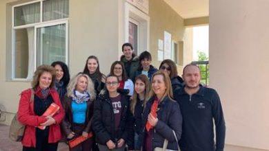 Διδακτική επίσκεψη των μαθητών του 7ου ΕΠΑΛ Λάρισας