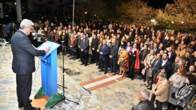 Εντυπωσιακή συγκέντρωση Κολλάτου στο Μακρυχώρι - Παρουσίασε υποψηφίους (ονόματα)