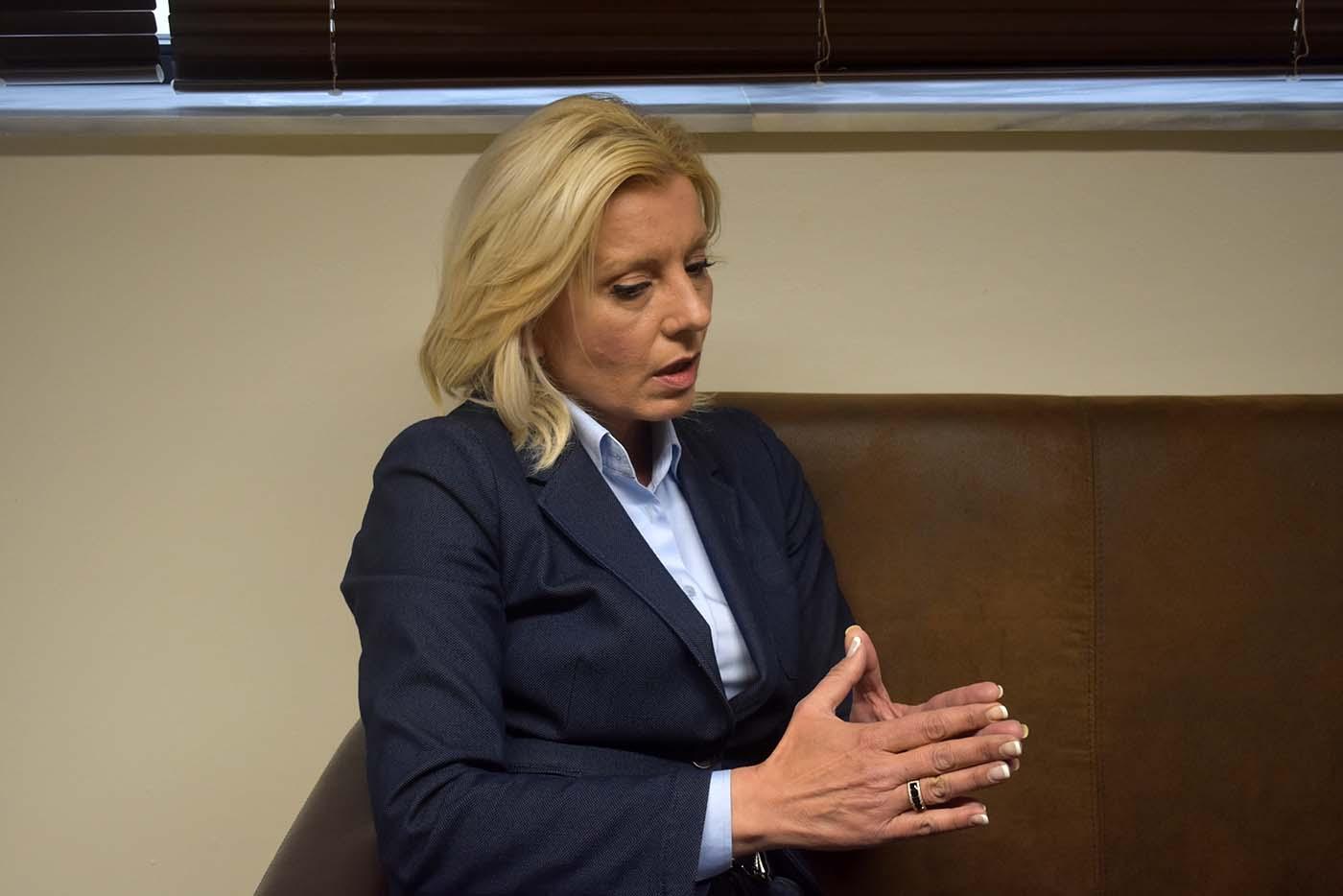 Ρένα Καραλαριώτου στο onlarissa.gr: «Η πόλη μας είναι πάνω από κόμματα και χρώματα»