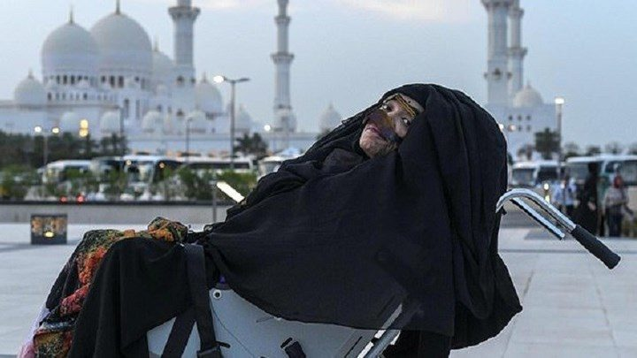 Συγκλονιστικό - Γυναίκα ξύπνησε από κώμα έπειτα από 27 χρόνια (φωτο)
