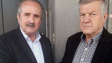 Υποψήφιος με τον Μούσιο ο Θανάσης Μακρόπουλος