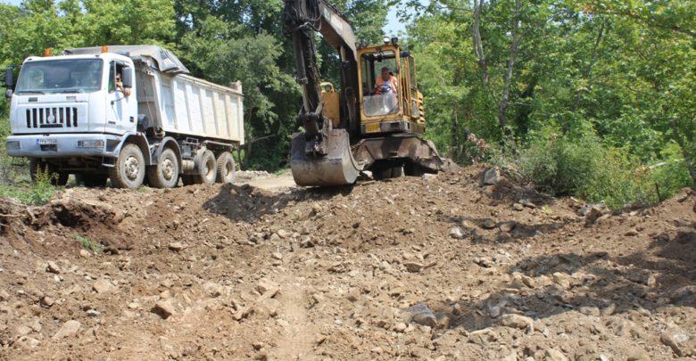 Έργο αγροτικής οδοποιίας προϋπολογισμού 950.000 ευρώ προχωρά η Περιφέρεια Θεσσαλίας στο Δήμο Τρικκαίων