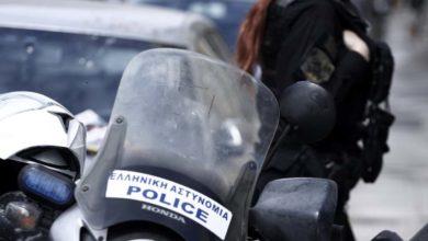 """Τροχαίο με τραυματία αστυνομικό της ομάδας """"ΔΙΑΣ"""" στη Λάρισα"""