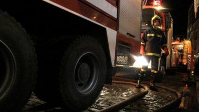 Βόλος: Φωτιά ξέσπασε στην Αστυνομική Διεύθυνση Μαγνησίας