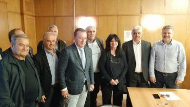 Στη σύσκεψη στο Υπ. Αγροτικής Ανάπτυξης για τα αιτήματα των αμυγδαλοπαραγωγών συμμετείχαν Βαγενά – Παπαδόπουλος