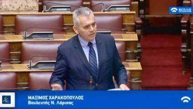 Χαρακόπουλος για απάντηση Σταύρου Αραχωβίτης: Δράστε άμεσα για γρήγορες αποζημιώσεις σε χαλαζόπληκτους!