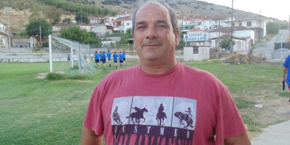 """""""Έφυγε"""" ξαφνικά από τη ζωή σε ηλικία 54 ετών ο πρώην πρόεδρος του Δαμασιακού, Νίκος Χασιώτης"""