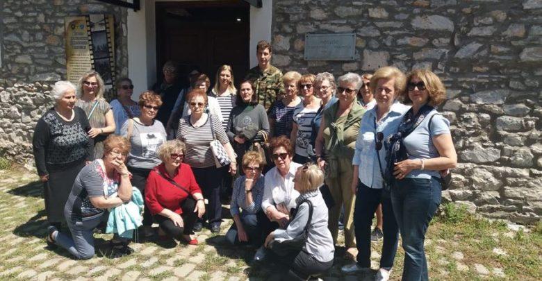 Η Ελληνική Εταιρία Νόσου Alzheimer ν. Λάρισας στο Μουσείο της Στρατιωτικής Κτηνιατρικής Υπηρεσίας