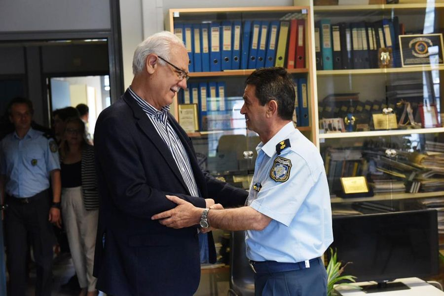 Άριστη η συνεργασία Δήμου με ΕΛΑΣ και Πυροσβεστική