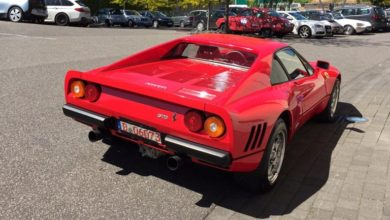Πήγε για test drive και έκλεψε σπάνια Ferrari