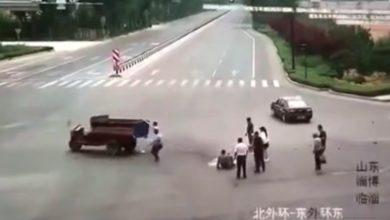 Το πιο παράξενο ατύχημα που έχει συμβεί ποτέ