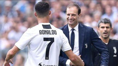 To «αντίο» του Ρονάλντο στον Αλέγκρι: «Σε ευχαριστώ μίστερ»