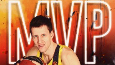 Euroleague: MVP της σεζόν ο Γιαν Βέσελι