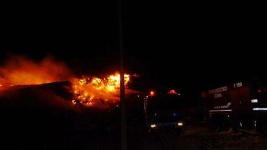 Κρήτη: Μεγάλη φωτιά στη χωματερή των Πέρα Γαλήνων