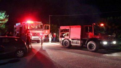 Πυρκαγιά στον ΧΥΤΑ των Πέρα Γαληνών Ηρακλείου - Ολονύχτια μάχη με τις φλόγες