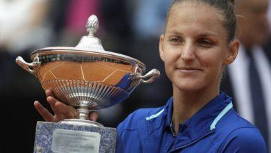 Τένις: Η Καρολίνα Πλίσκοβα κατέκτησε το open της Ρώμης