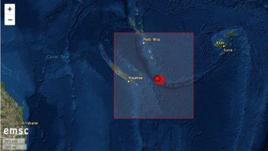 Ισχυρός σεισμός 6,7 Ρίχτερ στη Νέα Καληδονία