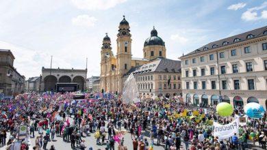 Γερμανία: Διαδηλώσεις στις μεγάλες πόλεις κατά του εθνικισμού