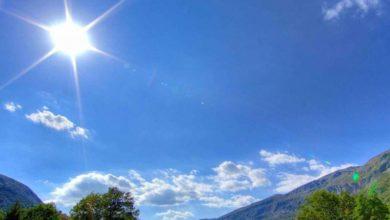 Ρεκόρ θερμοκρασίας την Κυριακή - Πού άγγιξε ο υδράργυρος τους 32 βαθμούς