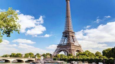 Λήξη συναγερμού στο Παρίσι - Συνελήφθη ο άνδρας που σκαρφάλωσε στον Πύργο του Άιφελ