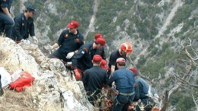Σε εξέλιξη επιχείρηση διάσωσης 25χρονου στον Όλυμπο