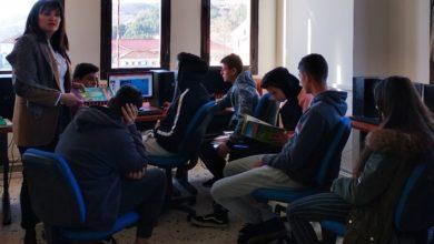 Προγραμματισμός - Coding και Φυσικές Επιστήμες στο Γυμνάσιο Λ.Τ. Βερδικούσας