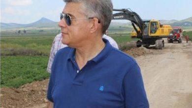 Αποκαθιστά ζημιές στο οδικό δίκτυο της Αγιάς η Περιφέρεια Θεσσαλίας
