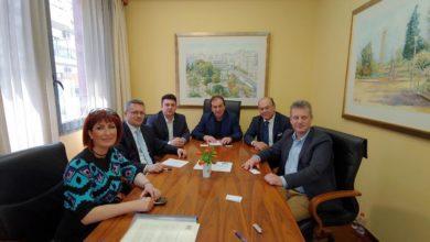 Υπογραφή πρωτοκόλλου συνεργασίας μεταξύ του Ελληνοϊταλικού Επιμελητηρίου και του Επιμελητηρίου Λάρισας