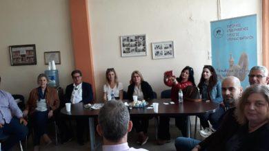 Εσκίογλου με Εμπορικό Σύλλογο: Προτεραιότητα η ώθηση σε τοπική αγορά και οικονομία