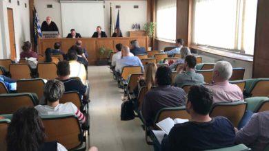 Σύσκεψη φορέων στην Καρδίτσα για το πρόβλημα της έκδοσης οικοδομικών αδειών