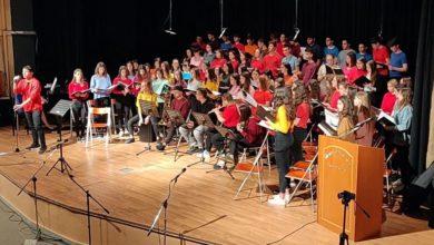 Ετήσια συναυλία του Μουσικού Σχολείου Λάρισας