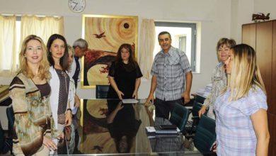 Επίσκεψη κλιμακίου της Πρωτοβουλίας στο ΠΓΝΛ: «Μπορούμε να ενισχύσουμε τις δομές υγείας»