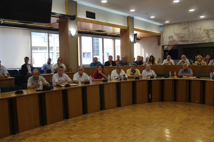 Επεισοδιακό το τελευταίο Περιφερειακό Συμβούλιο στη Λάρισα λόγω ΑΓΕΤ – Το «μπαλάκι» στο υπουργείο έριξε ο Αγοραστός