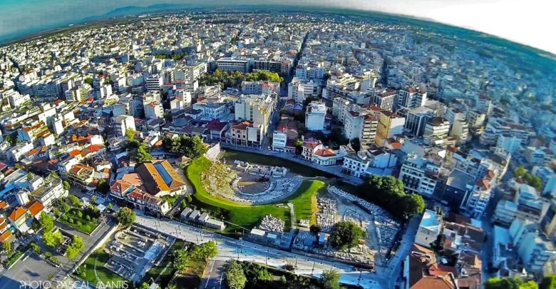 Το φαινόμενο της «αστικής θερμικής νησίδας» ευθύνεται για τις υψηλές θερμοκρασίες στη Λάρισα