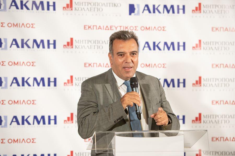 Πλήθος κόσμου στα λαμπερά εγκαίνια του μεγαλύτερου ιδιωτικού εκπαιδευτικού Οργανισμού στην Ελλάδα