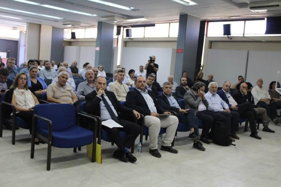Κραυγή αγωνίας για τον Αχελώο σε ημερίδα του ΤΕΕ - Αγοραστός: Το νερό ανήκει σ' αυτούς που το έχουν ανάγκη