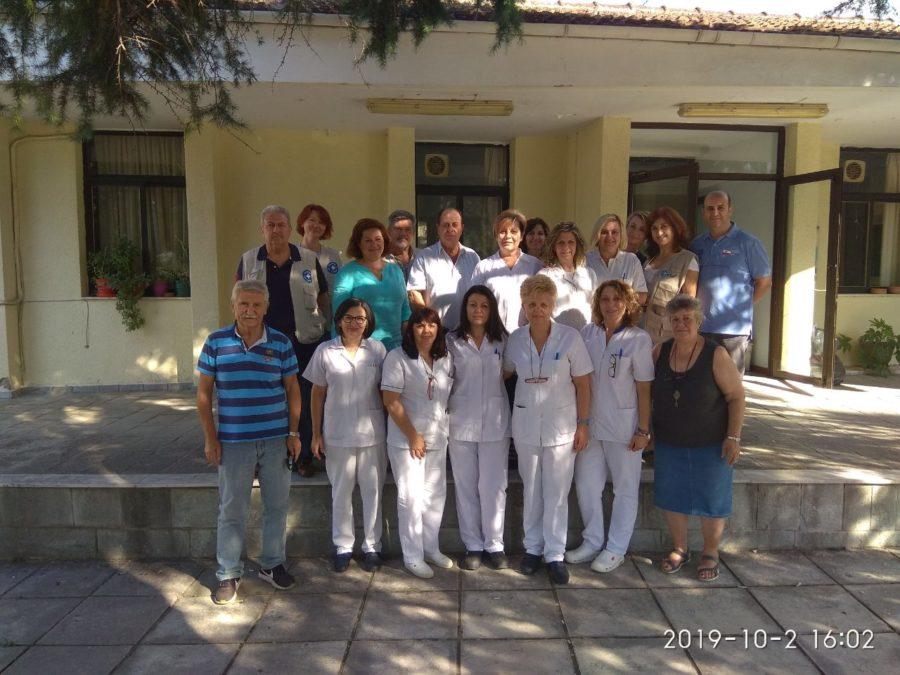 Με σημαντικό εθελοντικό «αποτύπωμα» για 4η φορά στα Φάρσαλα οι «Γιατροί του Κόσμου»