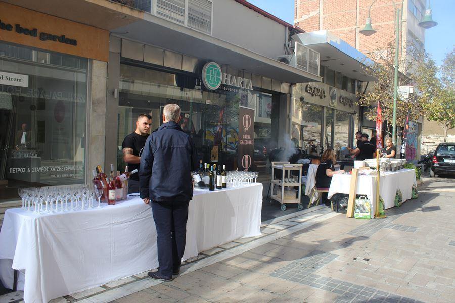 «Άνοιξε» τις πόρτες του το Umami Festival Thessaly στη Λάρισα (φωτο)
